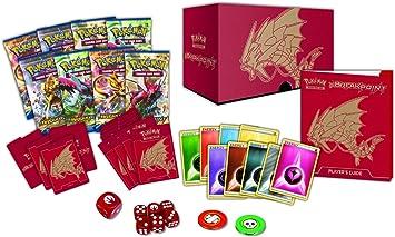 PoKéMoN - Juego de Cartas, Caja Elite Trainer, Multicolor (13560): Amazon.es: Juguetes y juegos