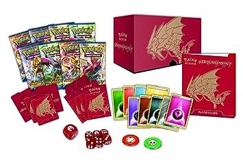 Pokèmon - Juego de Cartas, Caja Elite Trainer, (13560): Amazon.es: Juguetes y juegos