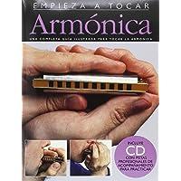 EMPIEZA A TOCAR ARMONICA+CD