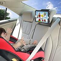 iPad Car Mount WANPOOL Car Headrest Mount Holder for 9.7 Inch iPad Air (NOT Suitable for iPad Air 2)