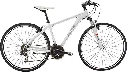 Berg Cycles Bicicleta Crosstown Fitness 20 Blanco 19 (L): Amazon.es: Deportes y aire libre
