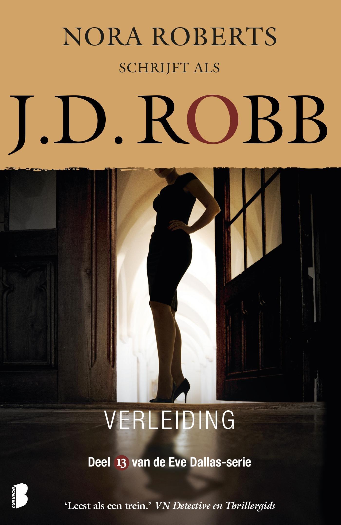 Verleiding (Eve Dallas (13)): Amazon.es: J.D. Robb, Textcase: Libros en idiomas extranjeros