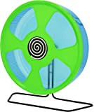 Trixie Exercise Wheel, 28 cm Dia (colours may vary)