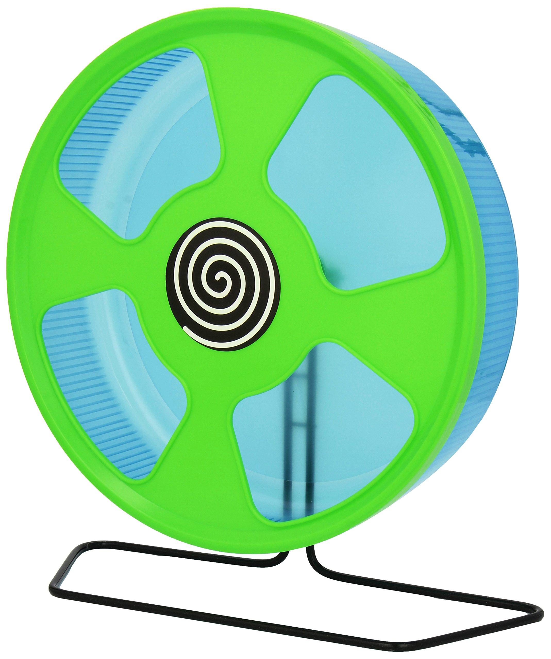 Trixie Exercise Wheel, 28cm Dia (colours May Vary)