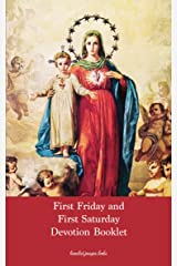 First Friday and First Saturday Devotion Booklet Kindle Edition