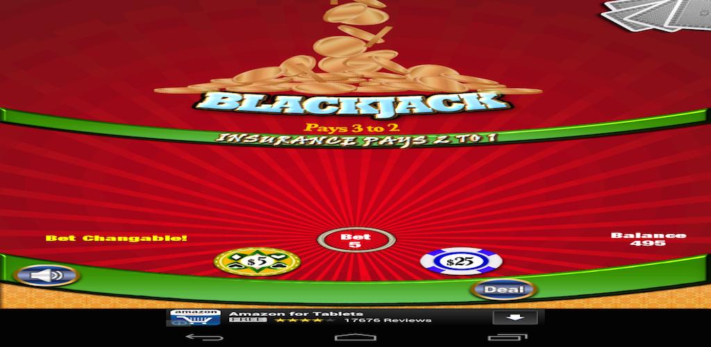 Blackjack color out