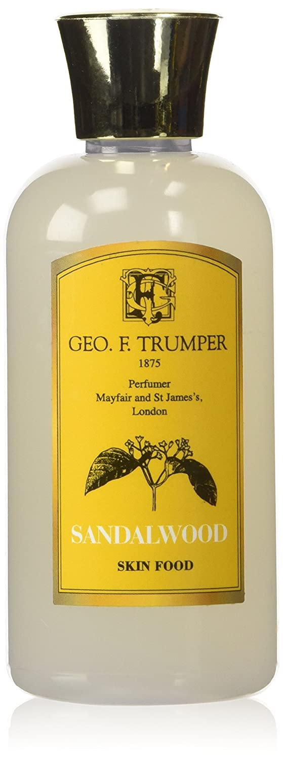 Geo F. Trumper Sandalwood Skin Food, 100ml