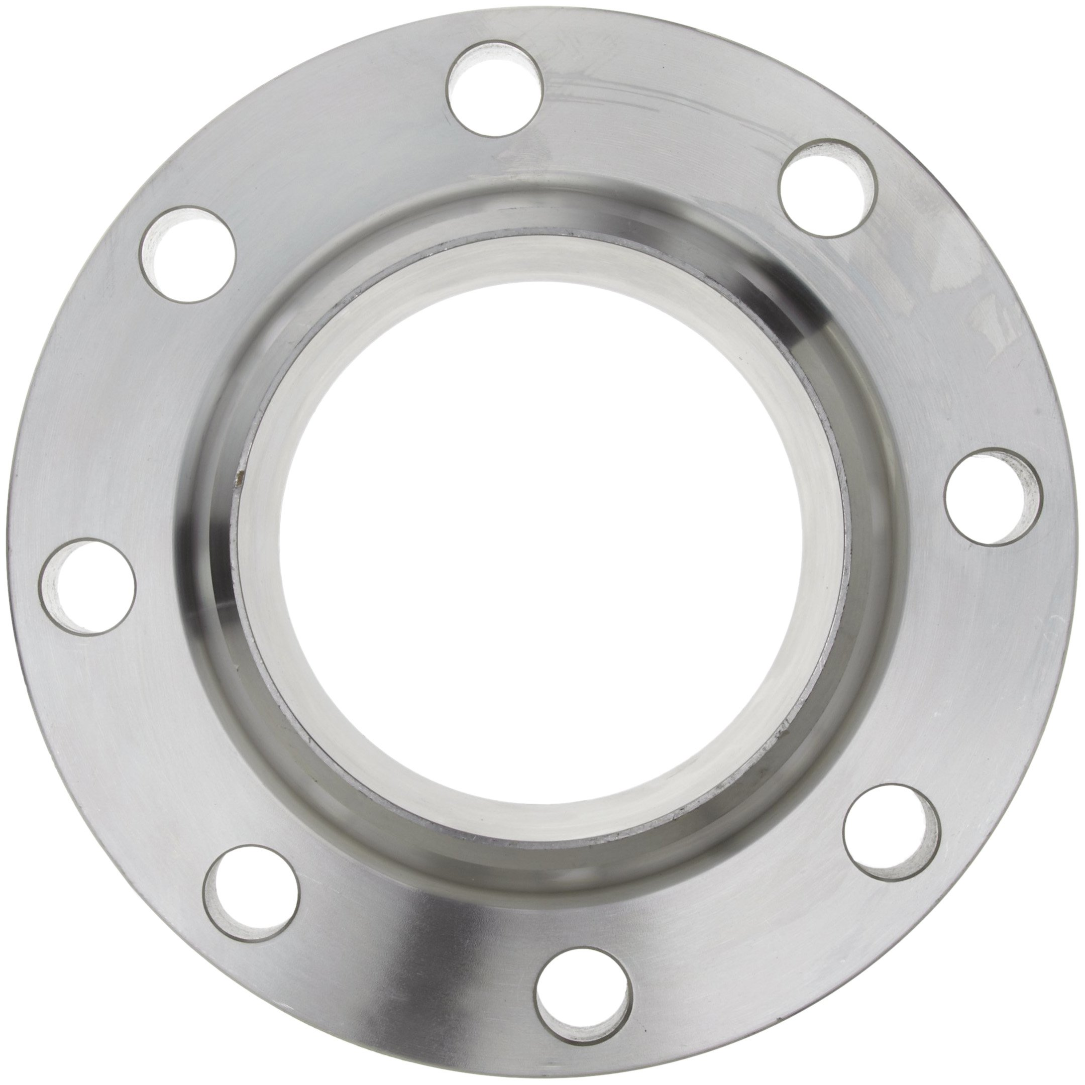 Stainless Steel 304/304L Weld Neck Pipe Fitting, Flange, Schedule 40, Class 150, 6'' Pipe Size by Merit Brass (Image #2)