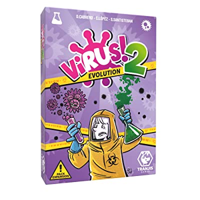 Tranjis games Virus 2!: Toys & Games