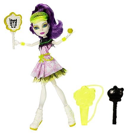 Mattel Monster High BJR13 - Sport ist Mord Spectra, Puppe: Amazon.de ...