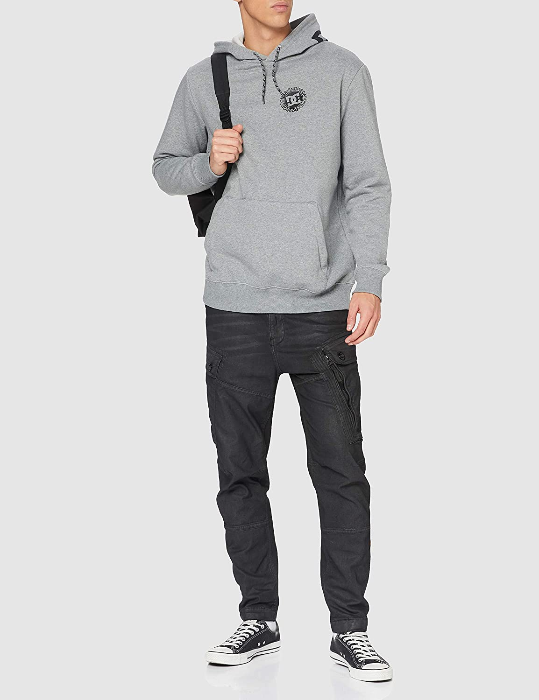 DC Shoes Herren Snowstar - Funktioneller Kapuzenpulli für Männer highrise