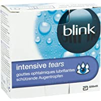 Blink intensive tears, 20 Ampullen Augentropfen, 1er Pack (1 x 8 ml)