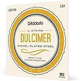 D'Addario EJ64 4-String Dulcimer Strings