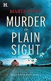 Murder in Plain Sight (Mills & Boon M&B) (Brotherhood of the Raven, Book 1)