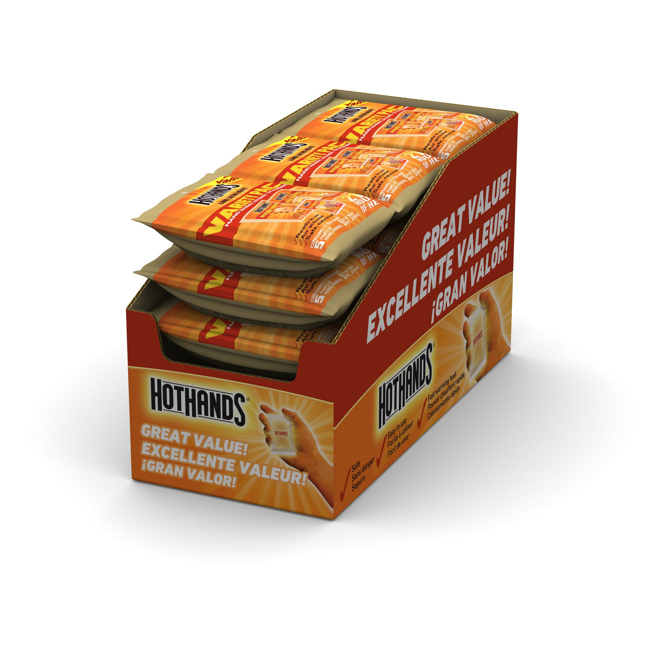 HotHands Warmers Variety Pack (12 packs)
