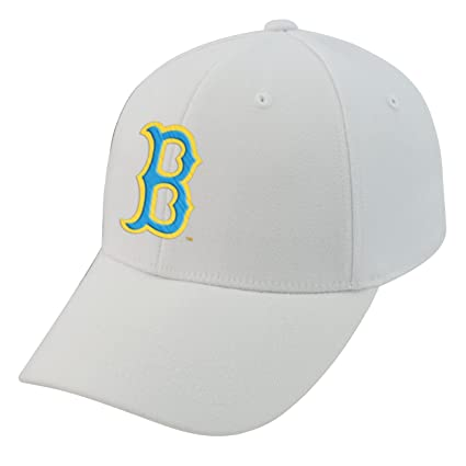 the best attitude 6aea8 fe580 Top of the World Men s UCLA Bruins White Premium Collection M-Fit Hat - LXL