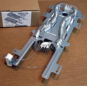 8544771 Dryer Heater for Whirlpool, Kenmore Dryers