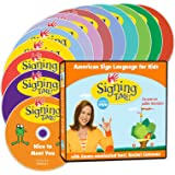 Signing Time DVD Eco-Pack: Series Two
