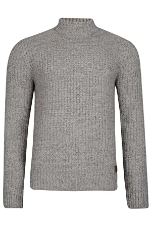 f00862f283 Threadbare Mens Griffin Turtle Neck Sweater - Marl - XX Large ...