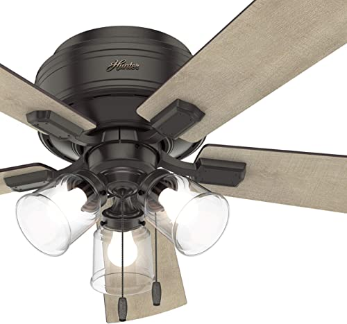 Hunter Fan 52 inch Noble Bronze Finish Ceiling Fan