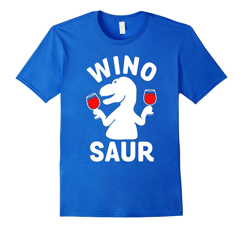 Wino Saur Tank Shirt-RT
