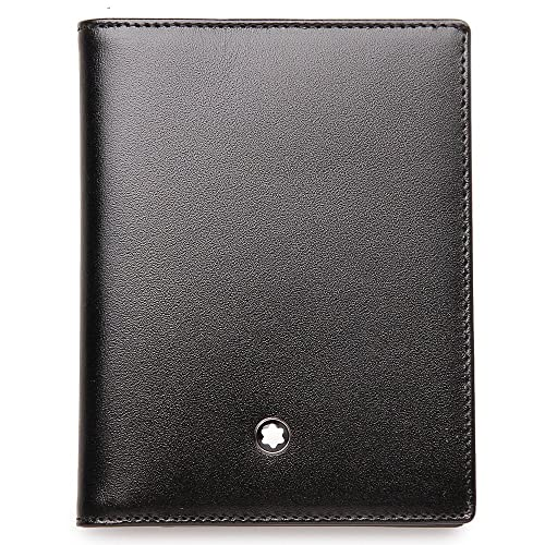 073870053 Tarjetero montblanc meistrestuck de piel para multiples tarjetas:  Amazon.es: Ropa y accesorios