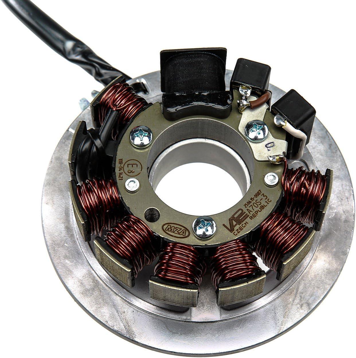SET Umr/üstsatz VAPE S70 auf 12V 35//35W M-G S51 ohne Klein- und Anbauteile - nur einzelne Z/ündungskomponenten im Set! S50