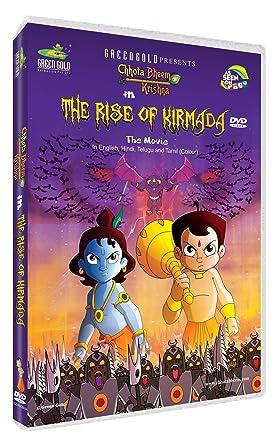 amazon com chhota bheem and krishna in the rise of kirmada