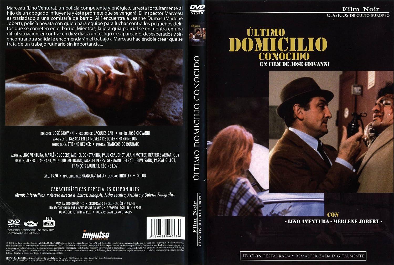 Dernier Domicile Connu - Último Domicilio Conocido: Amazon.co.uk