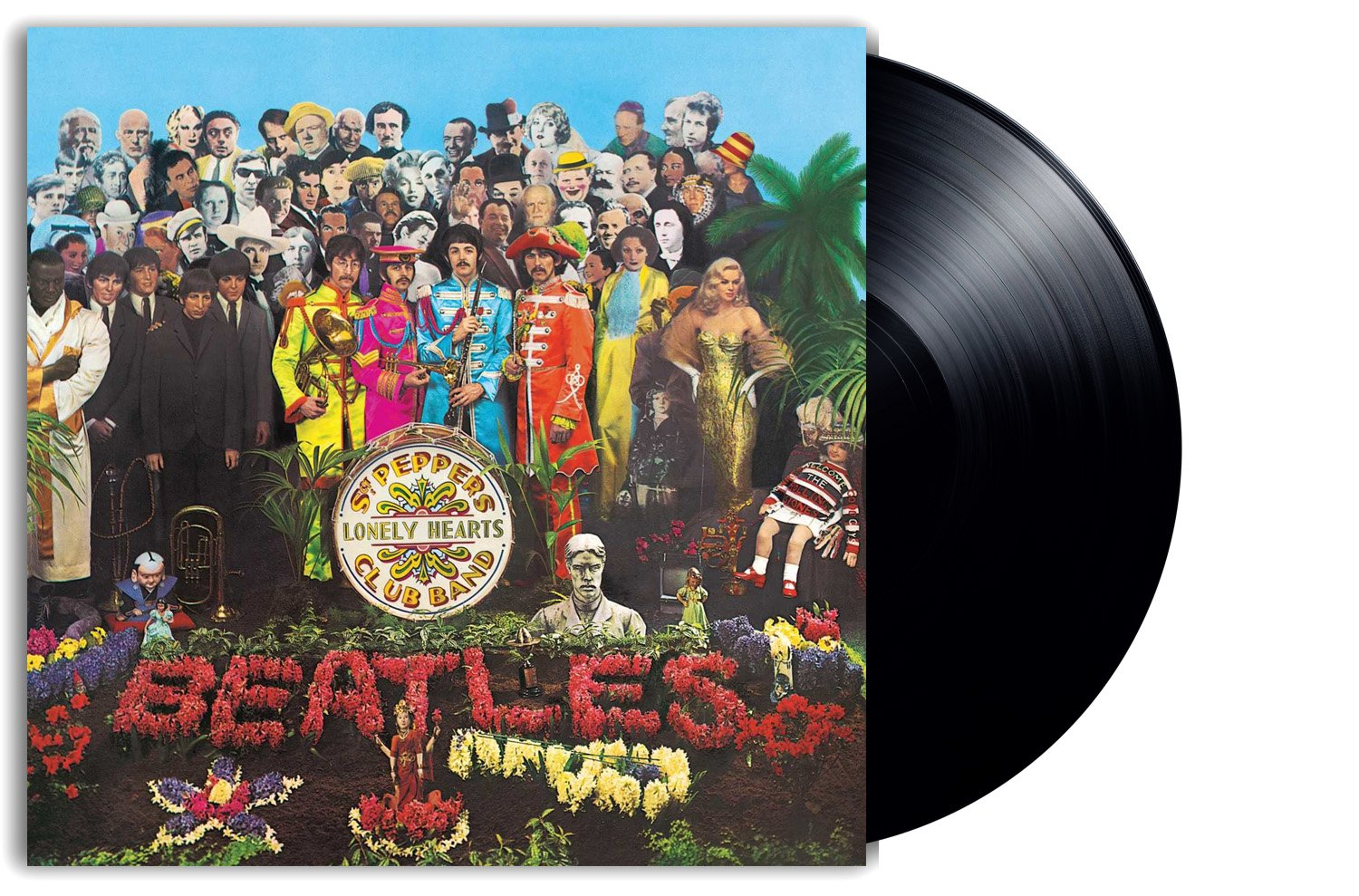 Sgt. Pepper's Lonely Hearts Club Band by EMI
