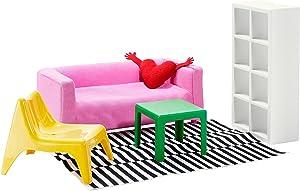 IKEA HUSET 30235511 miniature furniture living room (japan import)