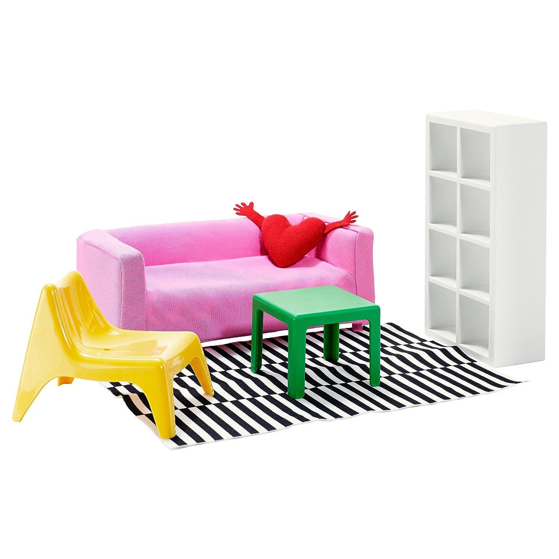 ikea lillabo dollshouse blythe. Ikea Dollhouse Furniture. Amazon.com: Huset 30235511 Miniature Furniture Living Room ( Lillabo Dollshouse Blythe 2