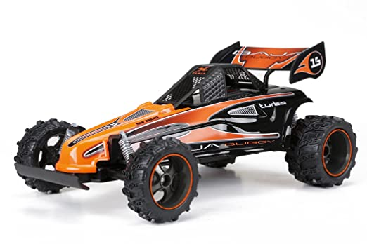 New Bright - 1:14 Interceptor Buggy Radio Control Vehicle
