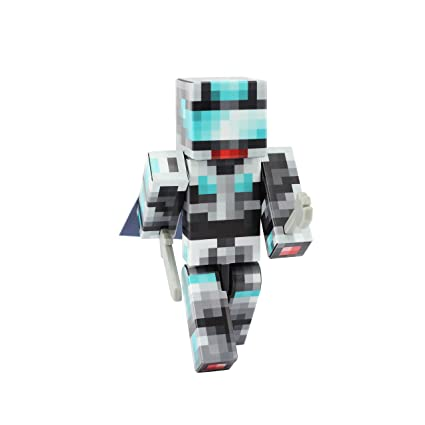 Amazon com: EnderToys Tech Armor Action Figure Toy, 4 Inch