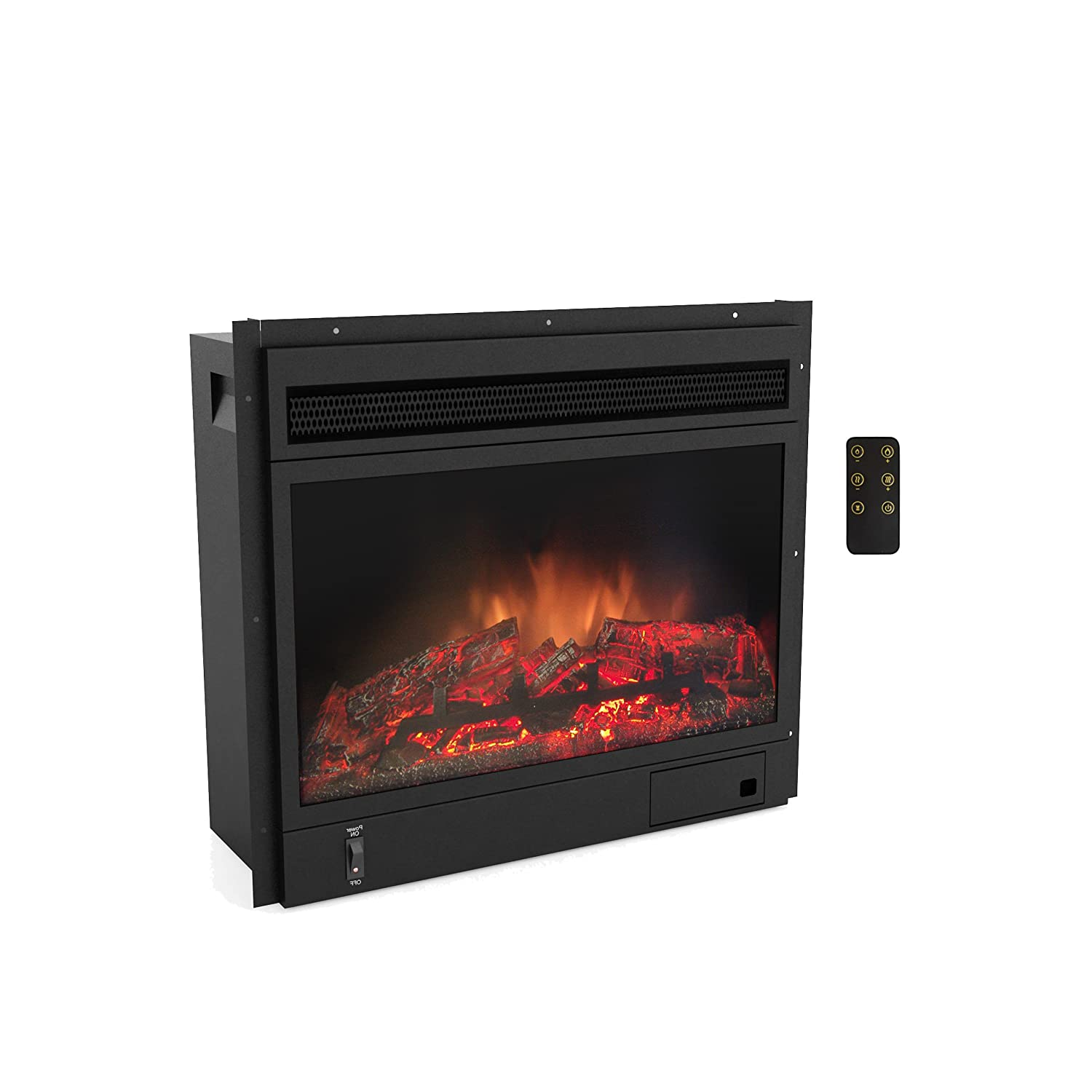 amazon com corliving e 0001 epf sonax electric fireplace kitchen