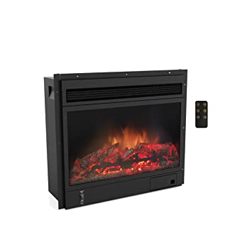 Amazon.com: CorLiving E-0001-EPF Sonax Electric Fireplace: Kitchen ...