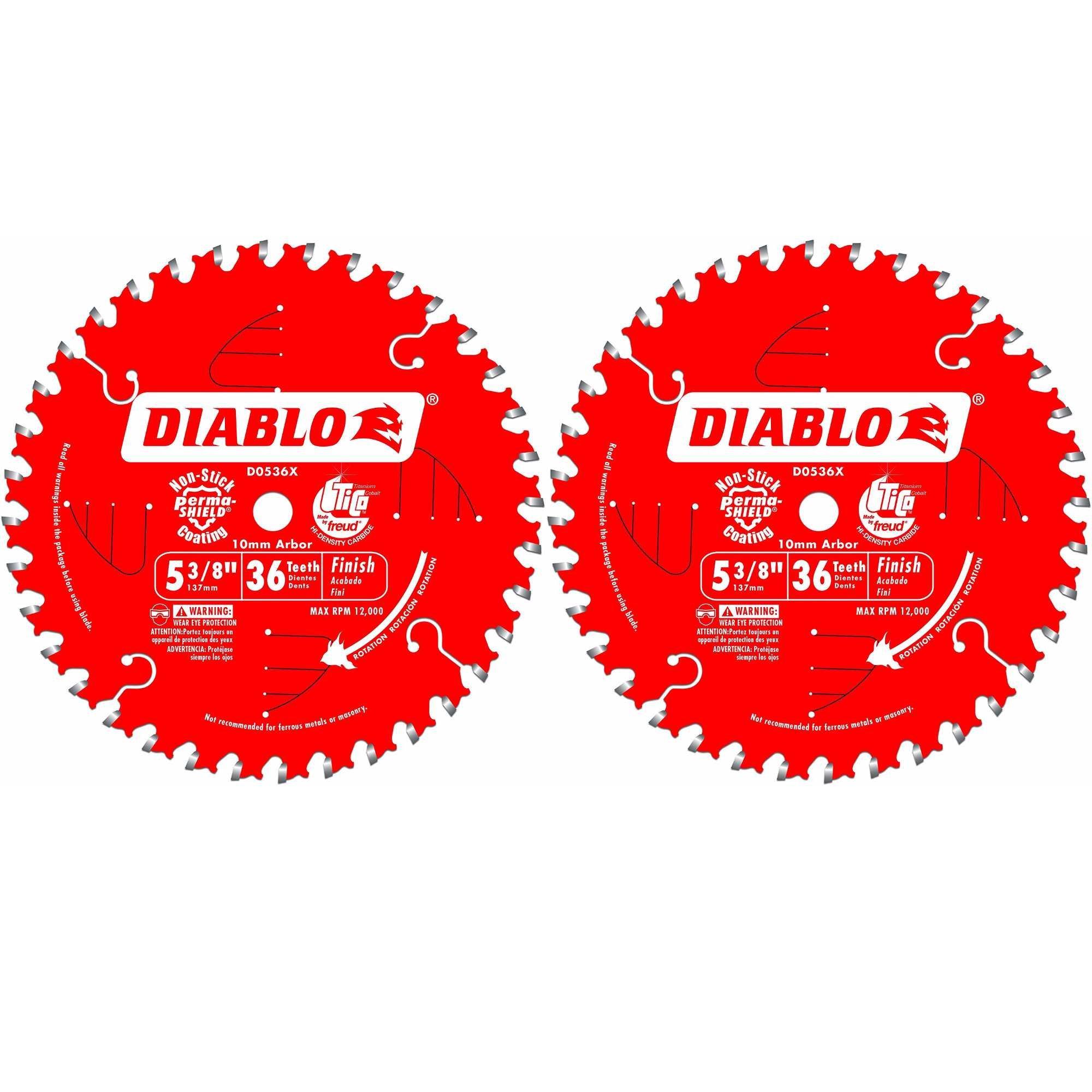 Disco Sierra Diablo Por Freud D0536 Ø137 36d E10 Acabado [2]
