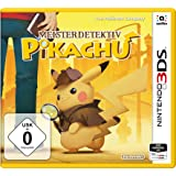 Meisterdetektiv Pikachu - [Nintendo 3DS]