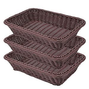 Food Serving Baskets 11.8