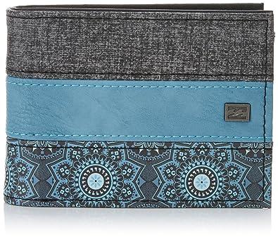 Billabong Tribong Wallet, Monedero para Hombre, 10x2x12 cm (W x H x L)