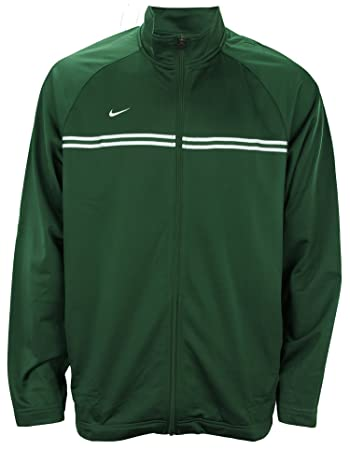 Amazon.com: Nike Mens Rio Full Zip Track Jacket (XX-Large, Green ...