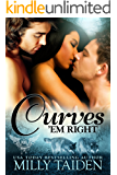 Curves 'em Right (Paranormal Dating Agency Book 4) (English Edition)