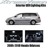 XtremeVision Interior LED for Honda Odyssey 2005-2010 (11 Pieces) Pure White Interior
