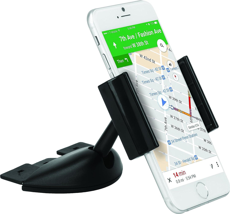 iHome IH-CM312B Car Mount for Universal Smartphones Black Lifeworks Technology Inc