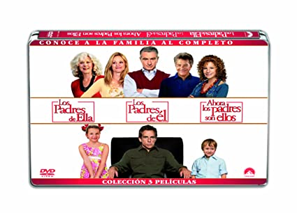 Pack: Los Padres De Ella [DVD]: Amazon.es: Robert De Niro, Ben Stiller, Jessica Alba, Teri Polo, Owen Wilson, Dustin Hoffman, Barbra Streisand, Jay Roach, Paul Weitz, Robert De Niro, Ben Stiller, Jane