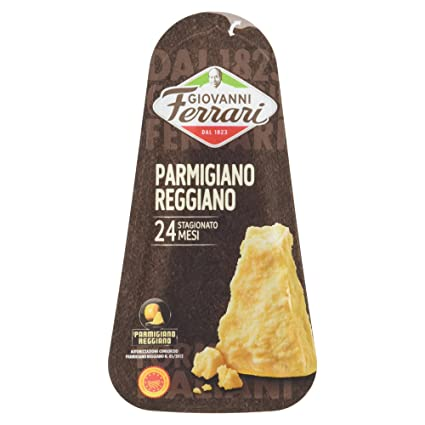 Giovanni Ferrari Parmiggiano Dop 150g Amazon De Lebensmittel Getränke