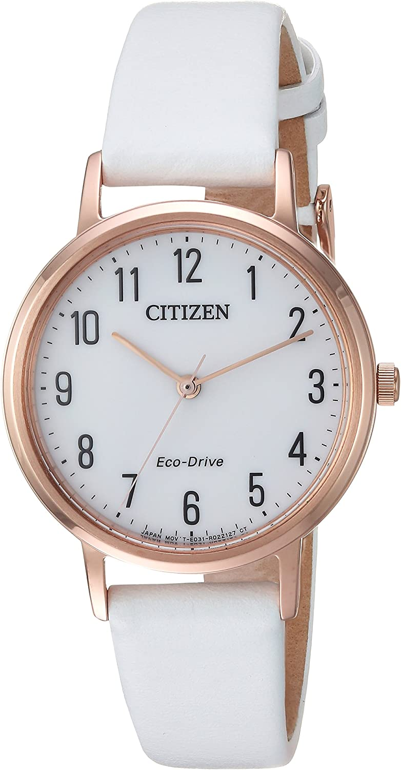 Citizen Relojes Mujer em0573–02A Eco-Drive