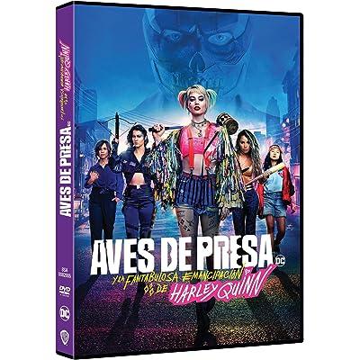 Aves de Presa (Y la fantabulosa emancipación de Harley Queen) [DVD]