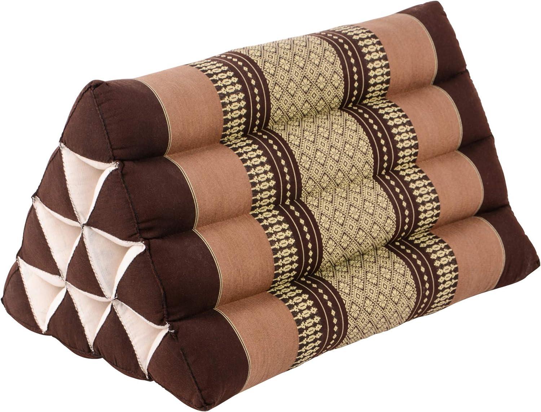Cuscino Triangolare per Meditazione RM Design Kapok 50 x 30 x 30 cm