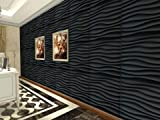 Art3d PVC Wave Panels for Interior Wall